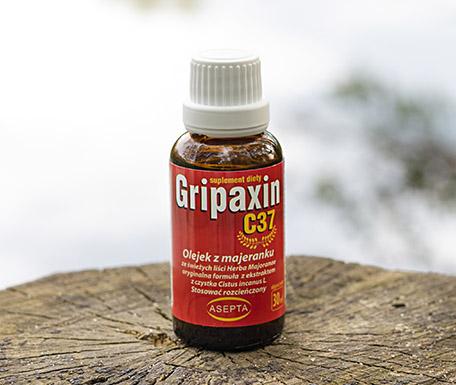 gripaxin glowna